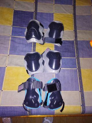 protección para patines