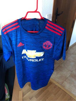 Camiseta fútbol