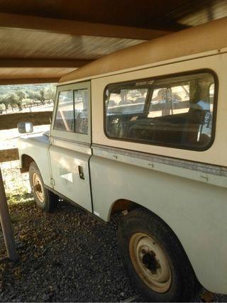 land rover land Rover 88 1985