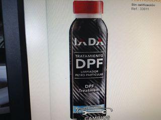 Aditivo limpiador dpf