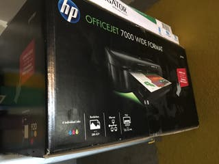 Impresora hp officejet 7000