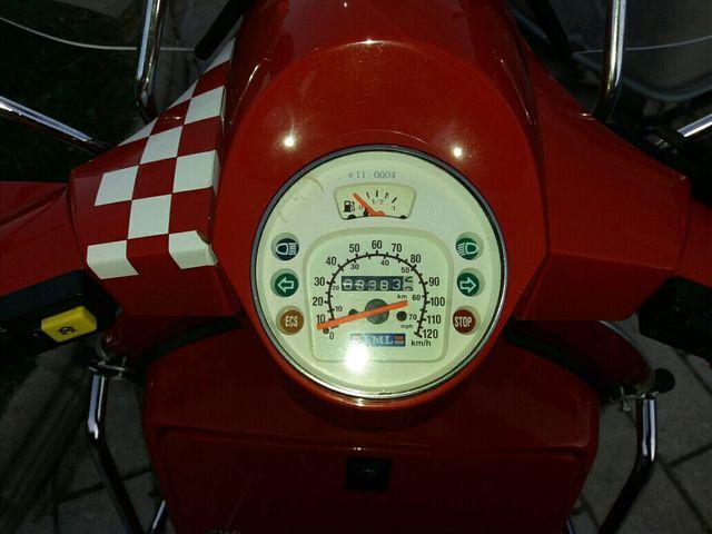 vespa lml 125 automatica