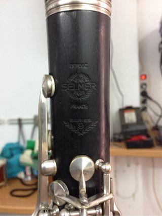 Clarinete Selmer Series 9