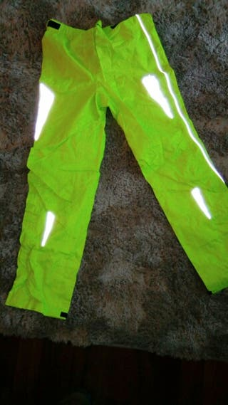 Pantalones moto impermeables M
