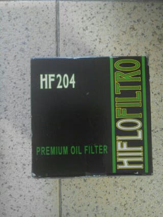 filtro de aceite cbr