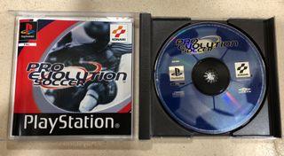 Pro Evolution Soccer (PS One)