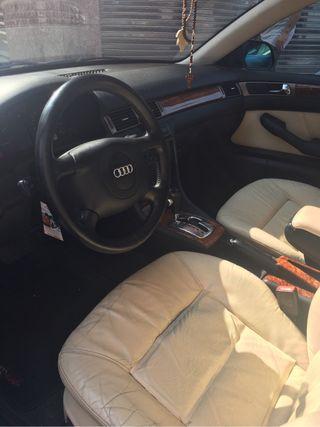 Audi A6 2000 2.4 gasolina 163
