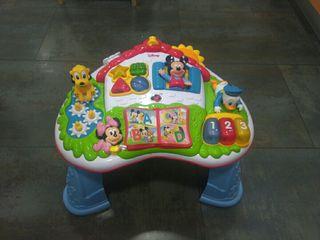 mesita juguete