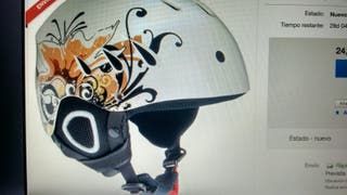 casco esquiar talla xl ultraesport