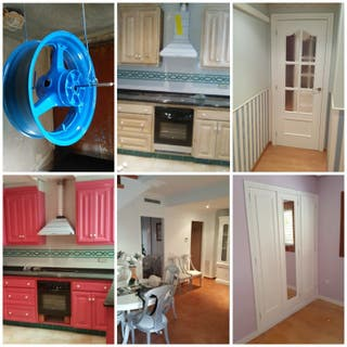 lacado de cocinas y puertas