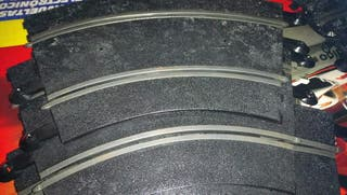 6 curvas Scalextric