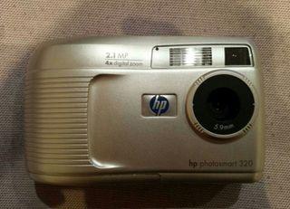 Camara de fotos digital HP