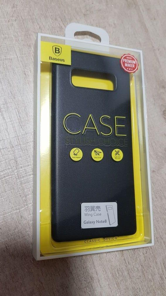 Samsung Note 8 funda