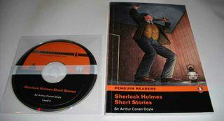 Libro de lectura SHERLOCK HOLMES SHORT STORIES