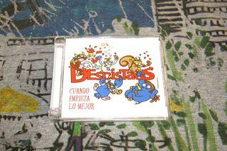 Despistaos - Cuando Empieza Lo Mejor - CD
