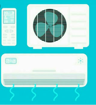 climatizacion de aires acondicionado