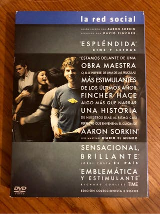La Red Social (EC - 2 DVD's)