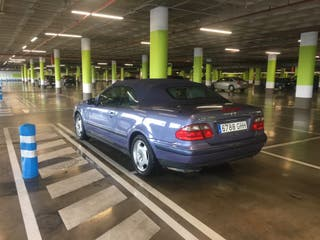 Mercedes-Benz CABRIO CLK 2001
