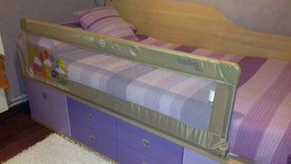Barrera de cama seminueva