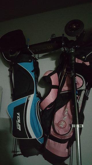 palos golf niño o niña
