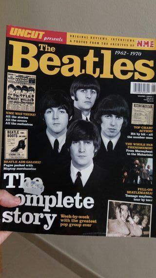 revista británica NME - THE BEATLES