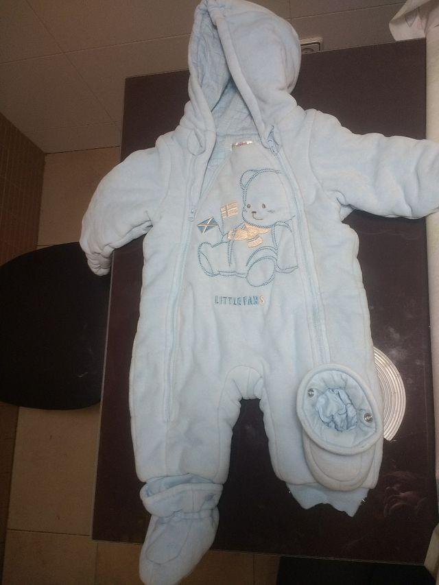 Buzo bebé Prenatal 3-6 meses