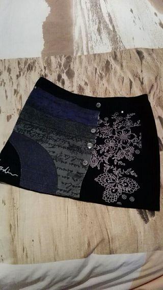 Falda de invierno Koroshi Coleccion
