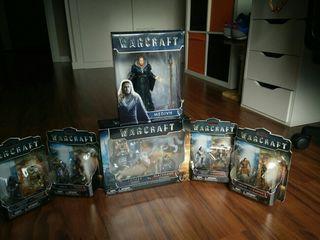 Pack 6 figuras Warcraft