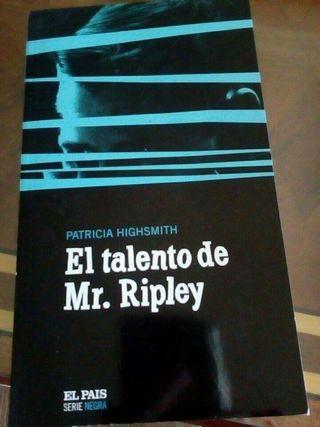 Libro EL TALENTO DE MR. RIPLEY