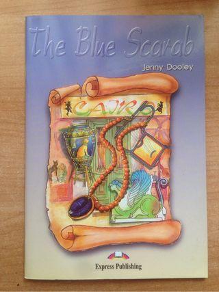 The blue scarab. Jenny Dooley.