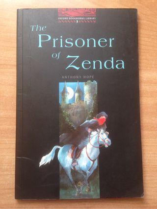 The prisoner of Zenda. Anthony Hope.