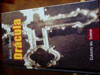 Libro DRACULA de Bram Stoker