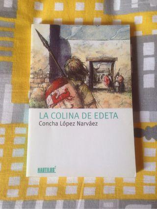 La colina de Edeta. Concha López Narváez.