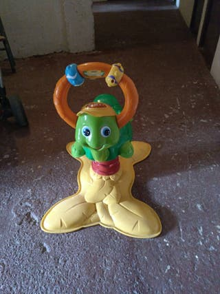 tortuga juguete