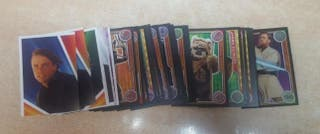 cromos cards star wars carrefour