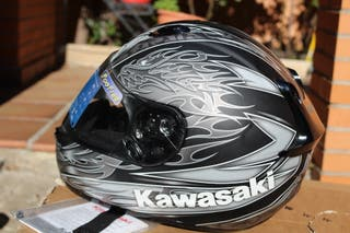 Casco Moto Kawasaki