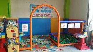 Parque infantil bolas