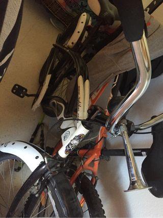 Bicicleta 3g bike