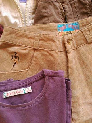 Lote ropa niña/chica
