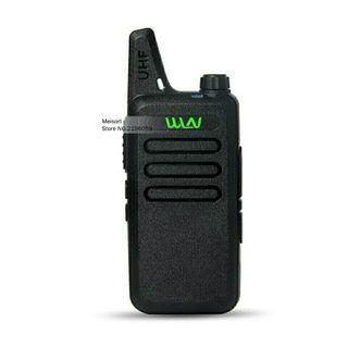 walkie frecuencia 432