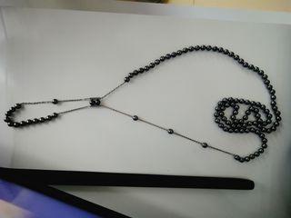 collar de perlas Misaki