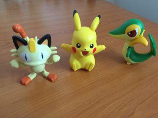 Figuras Pokemon McDonald's