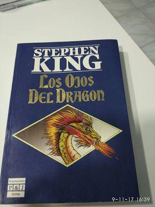 Los ojos del dragon de Stephen King