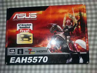 TARJETA GRÁFICA ASUS EAH5570 1GB DDR3