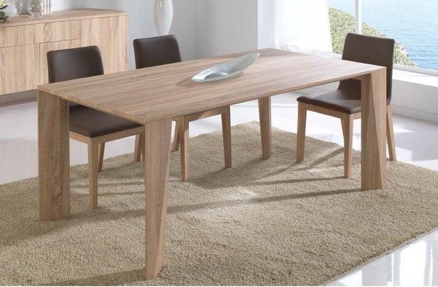 Mesa comedor diseño italiano estilo nórdico nueva de segunda mano ...