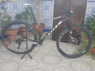 Bicicleta Scott Scale 900 Rc