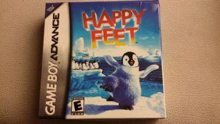 videojuego happy feet