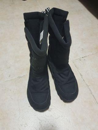Botas impermeables talla 38 Sin usar