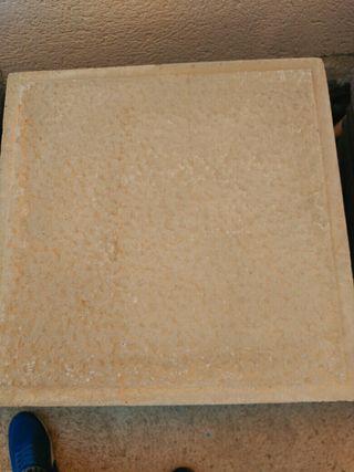 suelo de hormigón 40x40