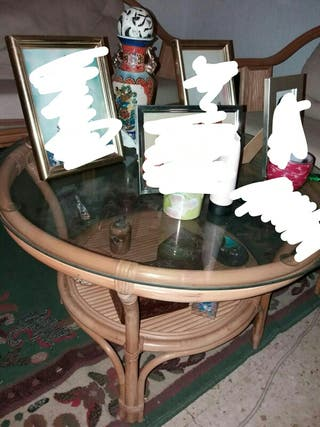 Muebles de mimbre de segunda mano por 160 en cartaya for Wallapop ourense muebles